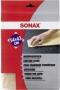 Sonax замшевая салфетка для ухода за авто.