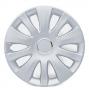 Колпаки на колёса AUTOPROFI, ABS пластик, регулировочный обод дл