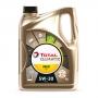 Синтетическое моторное масло Total Quartz Ineo ECS 5W30 4л. (арт. 151510)