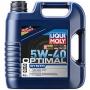 Масло моторное Liqui Moly Optimal Synth НС-синтетическое 5W40 , 4 л. (арт. 3926)