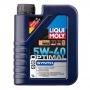 Масло моторное Liqui Moly Optimal Synth НС-синтетическое 5W40 , 1 л. (арт. 3925)