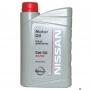 Масло моторное синтетическое Nissan 5W-30 SL/CF A5/B5 (KE900-99933) (1 л.) (арт. KE90099933)