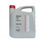 Масло моторное синтетическое Nissan 5W-30 SL/CF A5/B5 (KE9009-9943) (5 л.) (арт. KE90099943)